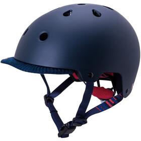 Kali Saha casco per bici blu